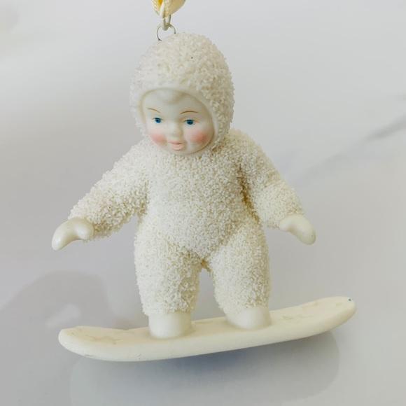 Snowbabies Ornament
